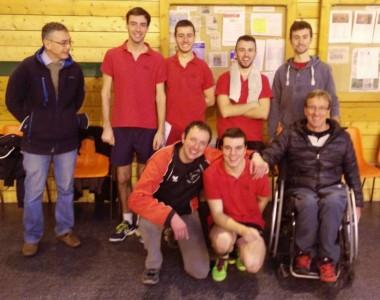 2018 : L'équipe fanion accède au niveau régional